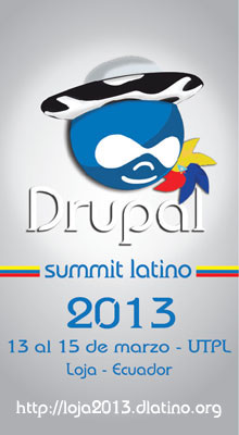 Drupal Summit Latino