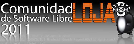 Logo de Flisol Loja